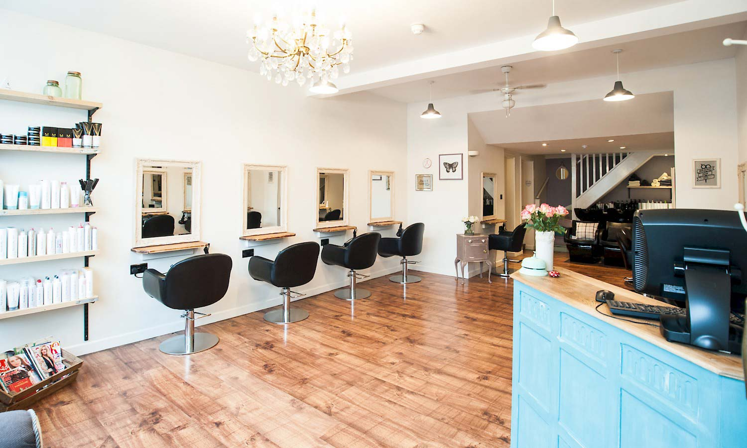 Social Media Management - Kelly Anza Hair and Beauty, Penzance.