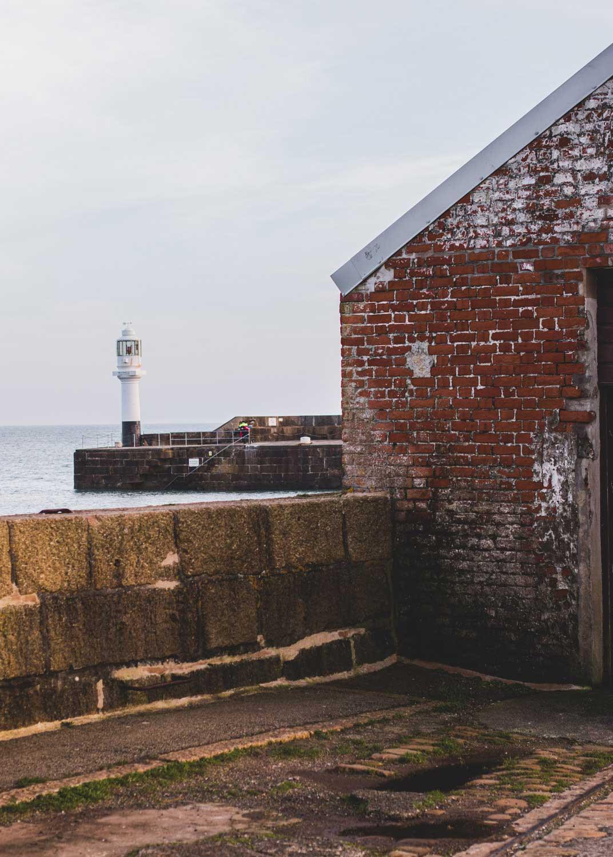 Penzance Harbour Lighhouse